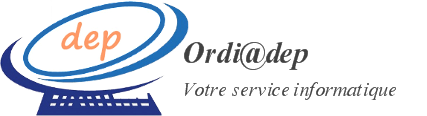Ordi@dep Logo